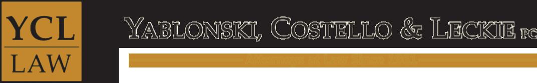 Yablonski, Costello & Leckie PC