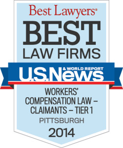 Best Law Frim Workers Compensation Law Pittsburgh