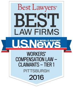 Best Law Firm Workers Compensation Law Pittsburgh
